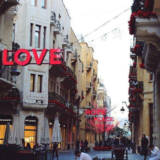 بيروت Beirut Lebanon Libano travel beautifulplace christmas...