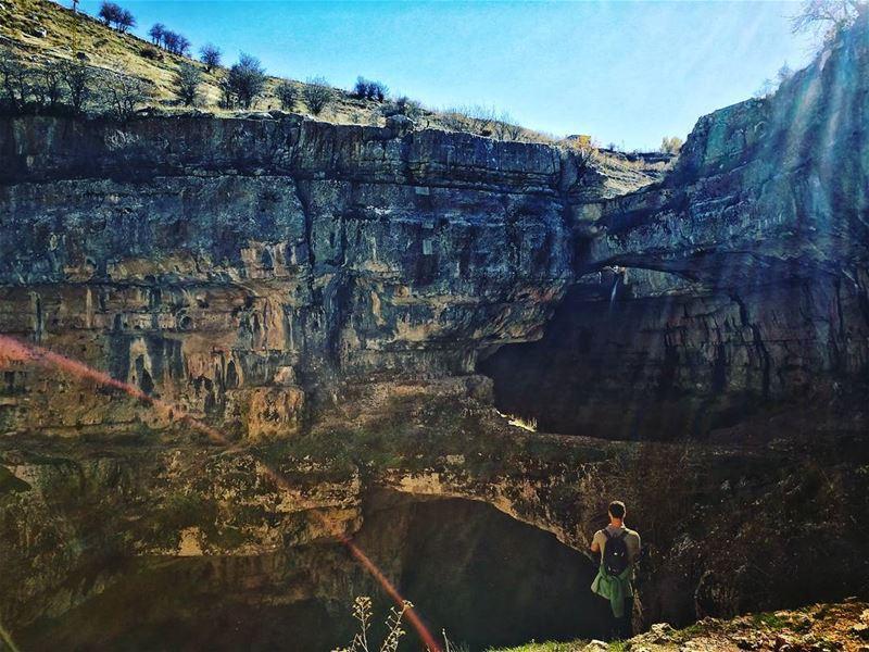 Balaa! hikingadventures hiking lebanon sunday sport like4like ... (Baloue Balaa Arz Tanourin)