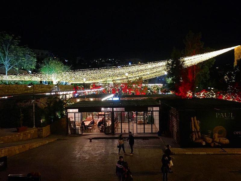 ✨Christmas market 🎄✨ soukelakel christmasmarket livelovebeirut ... (Mount Lebanon Governorate)