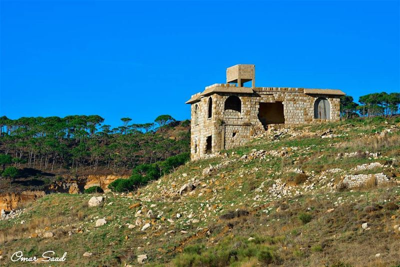 abandoned house in falougha mountlebanon lebanon photography ... (Falougha, Mont-Liban, Lebanon)