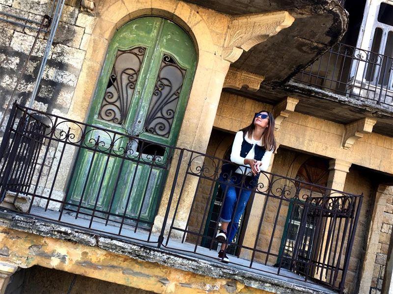 "At Beit ""Samara"" 💃🏻🏠.......... lebanon lebanon_hdr ... (Marjayoûn, Al Janub, Lebanon)"