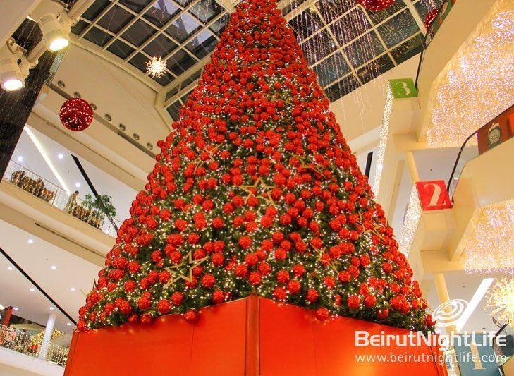 christmastree christmastime christmas christmasmood beirut lebanon...