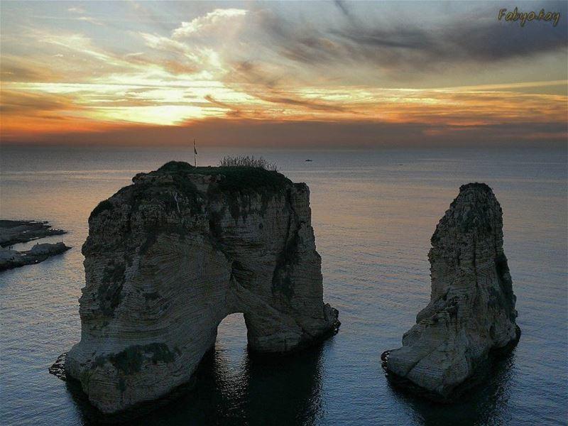____________________________________________ sunset sunsetlovers... (Beirut, Lebanon)