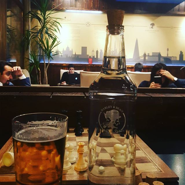 At Barley & Bean, free water served in glass is the natural choice,...