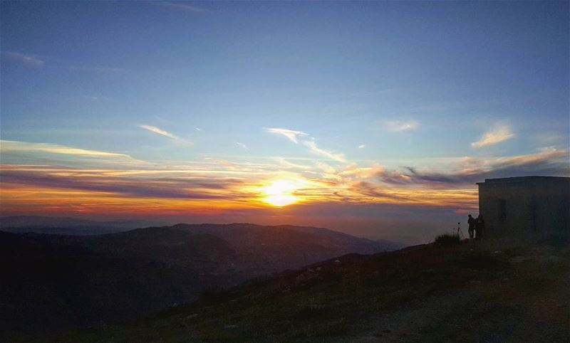 Life tips: When nothing goes right go watch a sunset...... sunset ... (High Mountain Adventures)