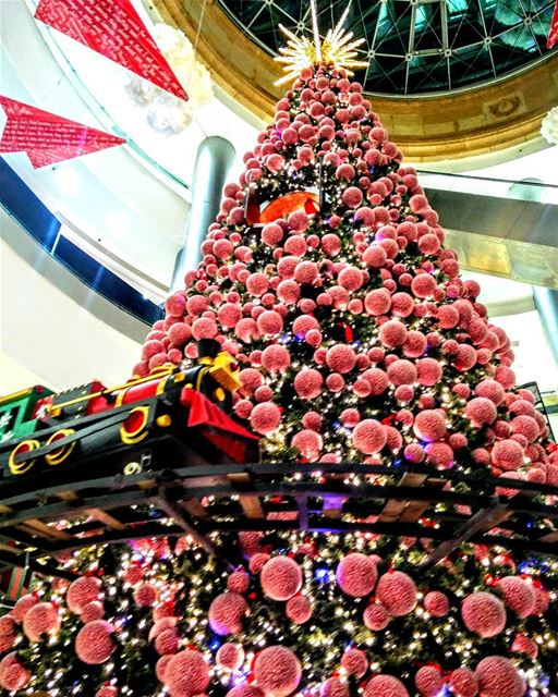 It's the season of love and understanding 😍 christmas tree christmas... (Habtour,Le Mall-sin el fil)