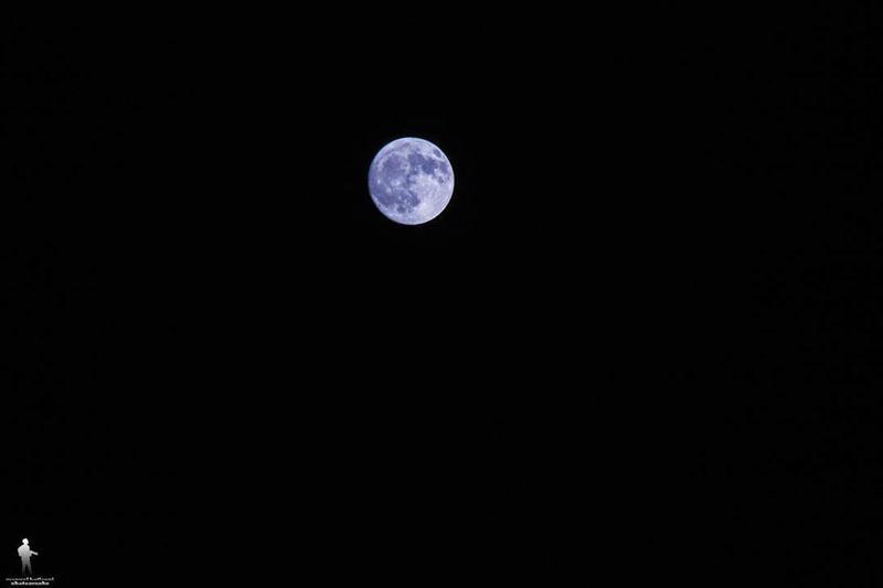 The full moon tonight 😍😍 moon night livelovechouf livelovebeirut ... (Jbâa Ech Choûf, Béqaa, Lebanon)