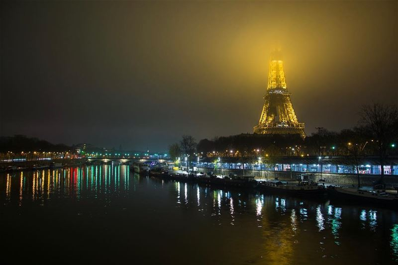 The Mist... shot in paris france travel lonelyplanet traveltheworld ...