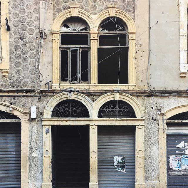double trouble 👯 (Beirut, Lebanon)