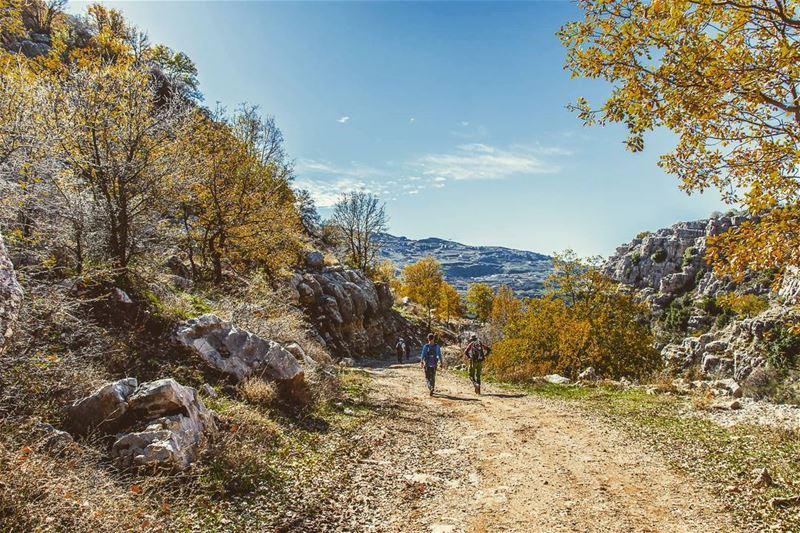 Location : Baskinta Literary Trail, Lebanon earthpix earthofficial ... (Baskinta, Lebanon)