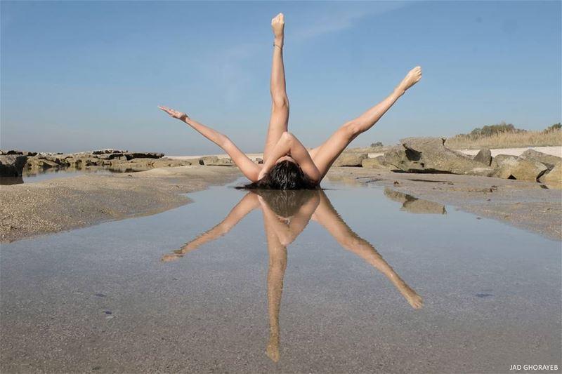 ~ تغيير جو ~... yogaphotography yogachallenge yogainspiration yoga ...