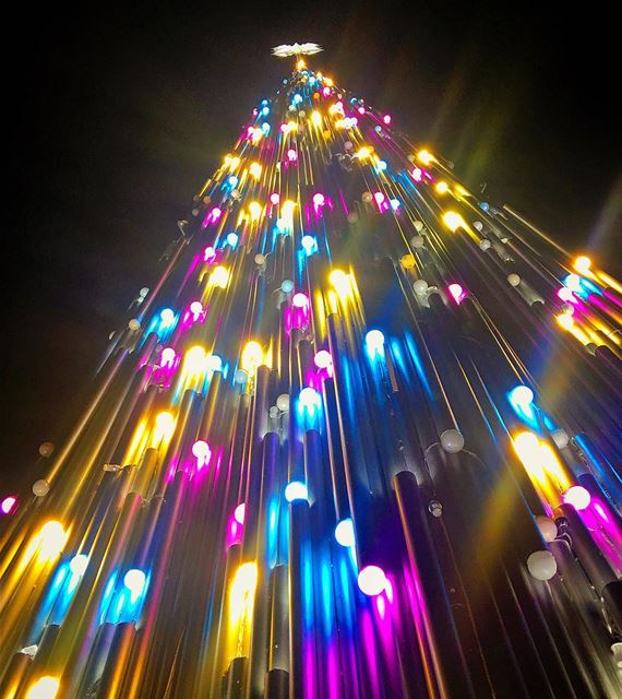 Jbeil even more magical every season christmas tree colorful lights...