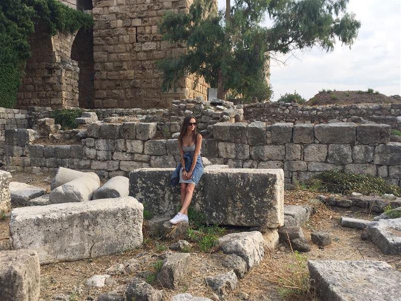 Byblos Castle, Lebanon 🇱🇧 l4l like4like likeforlike lebanon ... (Byblos - Jbeil)