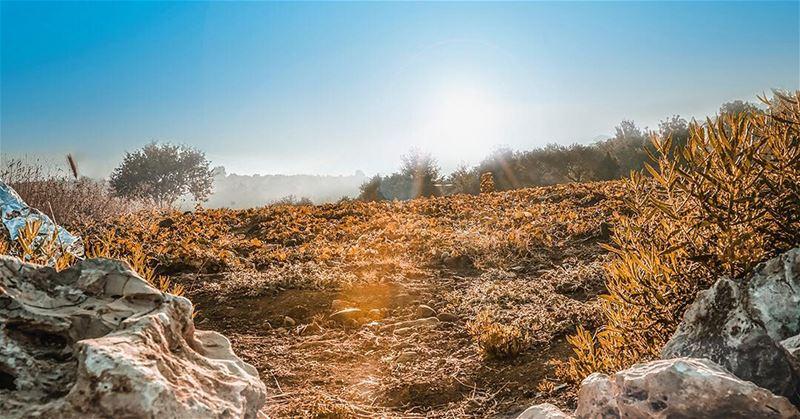 lebanon hasbaya sunrise mountains paradise photography shininglebanon lbc...