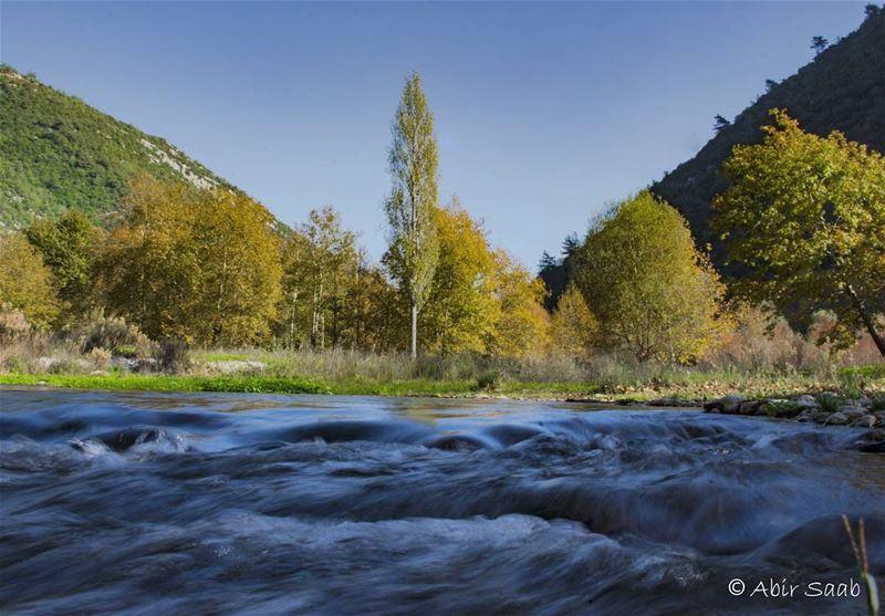 Lebanon akkar nature landscapes river riverside landscape ... (Akkar)
