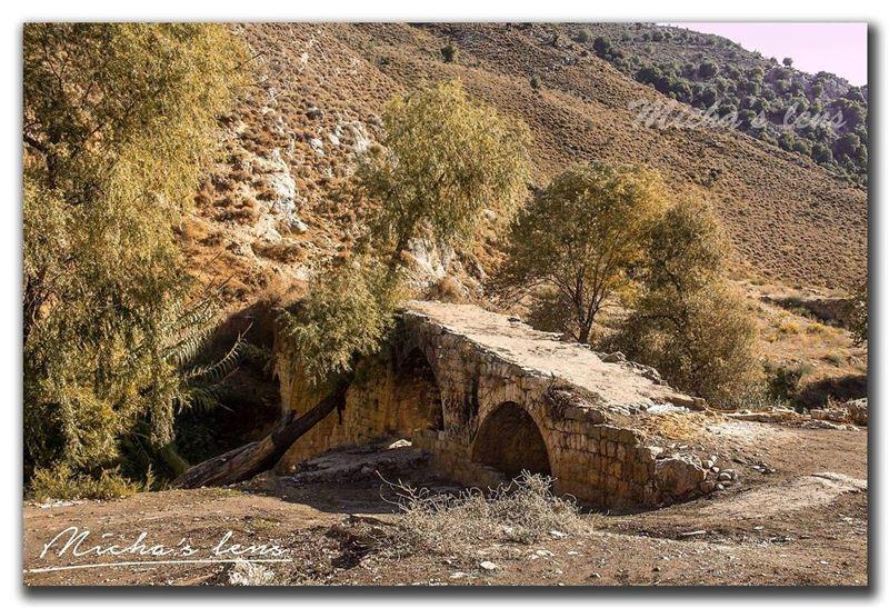The bridge of life .. the bridge between good & evil.. in fraction of...