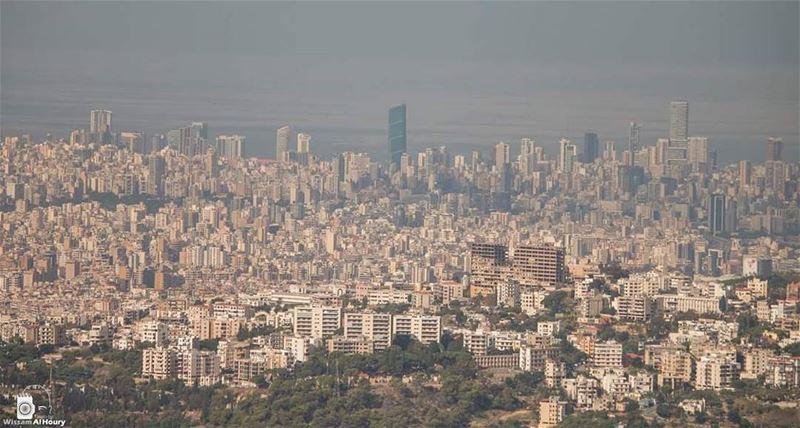 asfarastheeyecansee takenbywissamalhoury cityviews city beirut ashrafie ... (Beirut, Lebanon)
