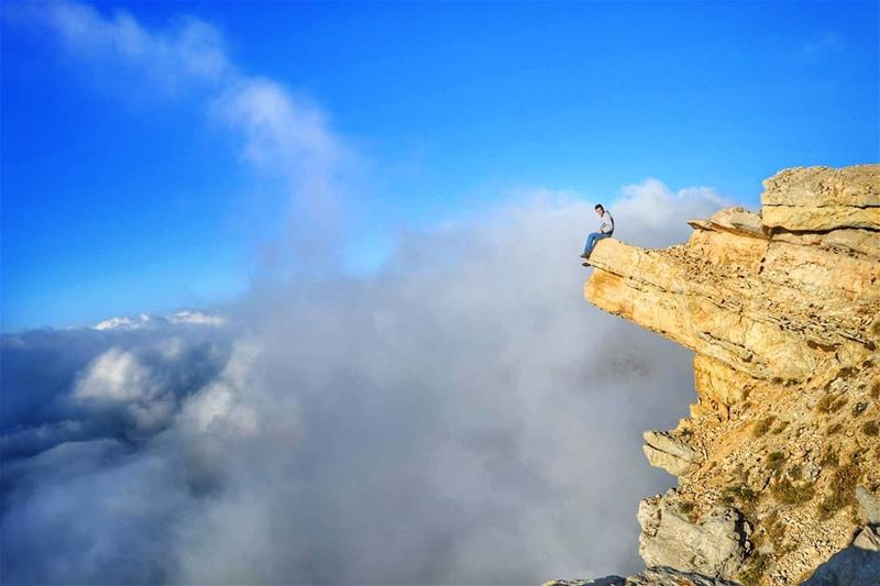 I had to choose between Dying or Surviving, but I chose both, I chose... (El Laqloûq, Mont-Liban, Lebanon)