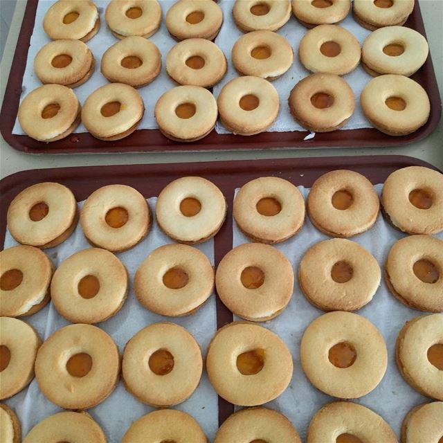 سبليه شغل البيت goodmorning sable homemade cookies sweet sweets ...
