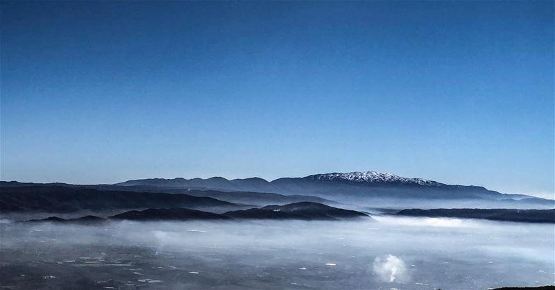 Jabal al Sheikh.... nature colors surreal landscape mountains ...