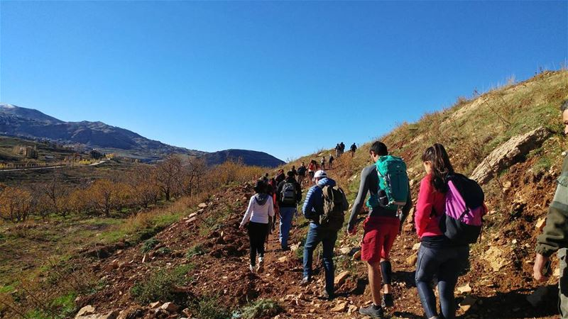 A snap from our last hike🚶🍃⚠COMPETITION⚠: WIN AN AWESOME HIKING BAG,... (Lebanon)