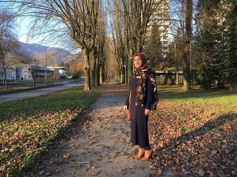 Pull dresses are my wardrobe essential for the winter season 🌨 wearing a... (Grenoble, France)