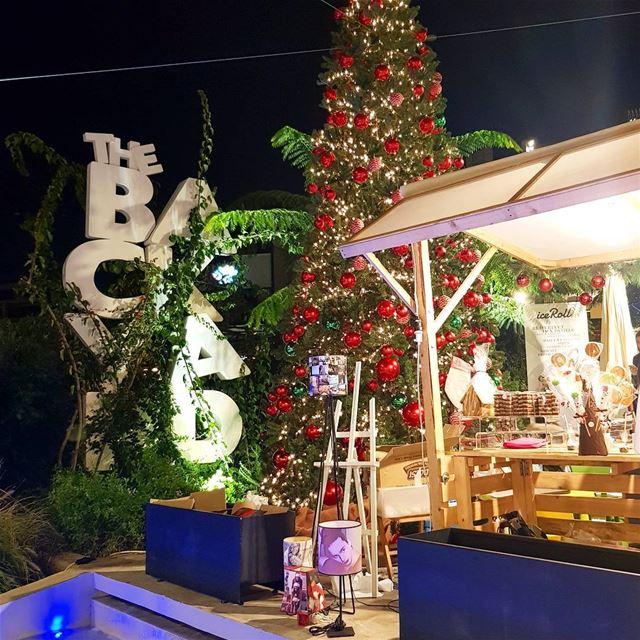 lebanon hazmieh beirut backyard christmas ... (The Backyard Hazmieh)