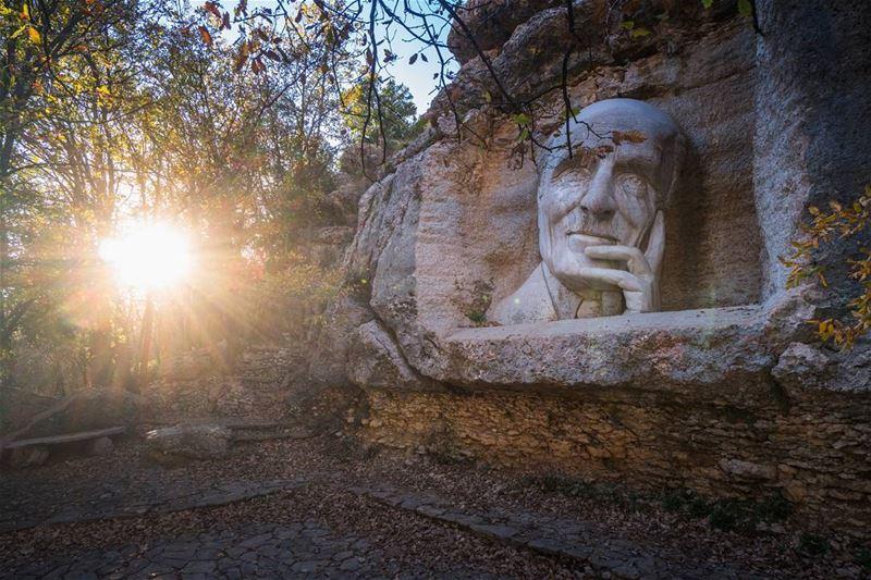 Reminiscing with Mikhael ... (Baskinta, Lebanon)