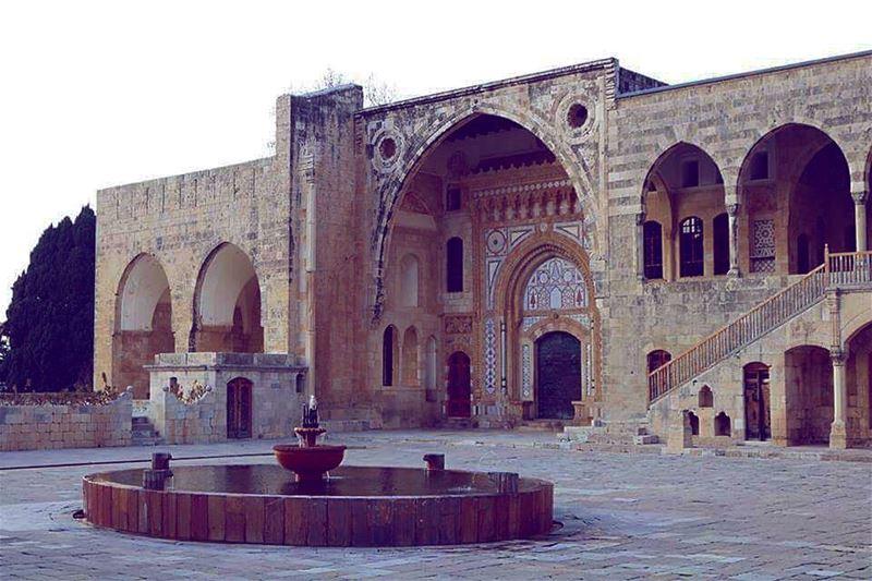 Beiteddine ♥️.. photo photos pic pics Lebanese picture pictures ... (Beiteddine Palace)