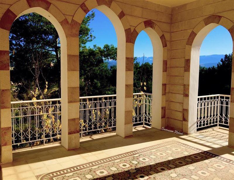 today heritage traditionalarchitecture lebanonhouses ...