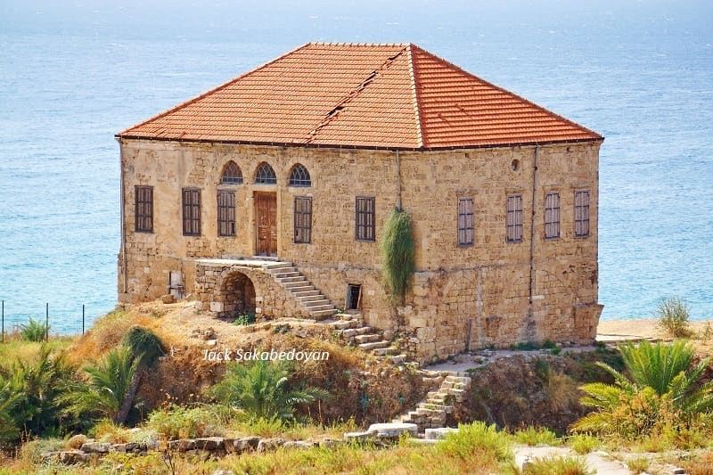 Byblos jbail  Byblos  jbail  oldhousecharm  oldhouse  redroof ...