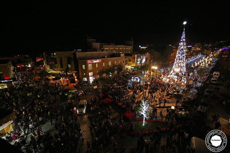 Christmas in Jbeil🎄 jbeil byblos lebanon christmas christmastree ...