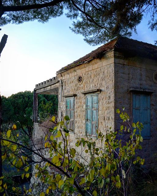 Good morning from Kfour! ig_lebanon lebanonbyalocal lebanonisbeautiful... (El Kfour, Mont-Liban, Lebanon)