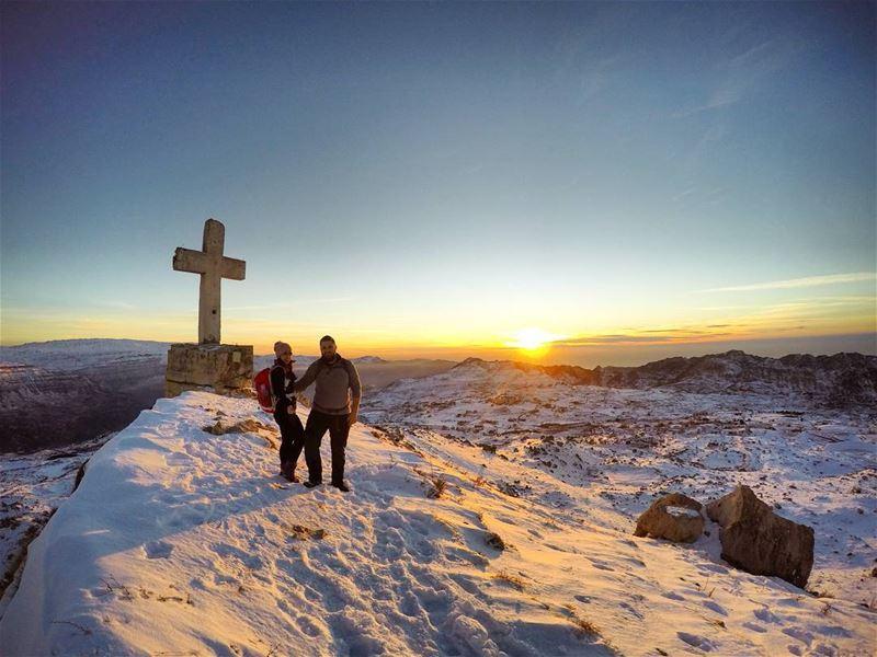 lebanon akoura livelovelebanon mountain livelovebeirut sunset ...