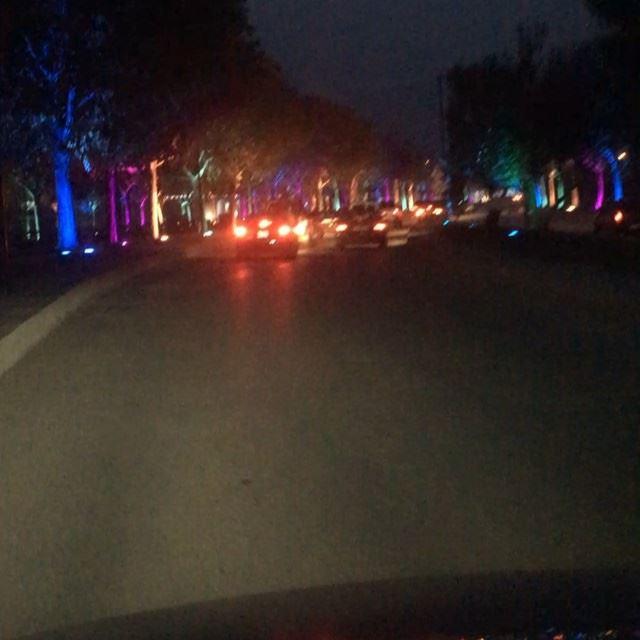 Пусть это красота будет здесь, уже по тихонько Новый год чувствуется! лива (Zahlé District)