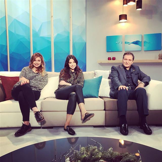 Beautiful episode of  stouhbeirut  lebanon with the elegant @daliadagher28...