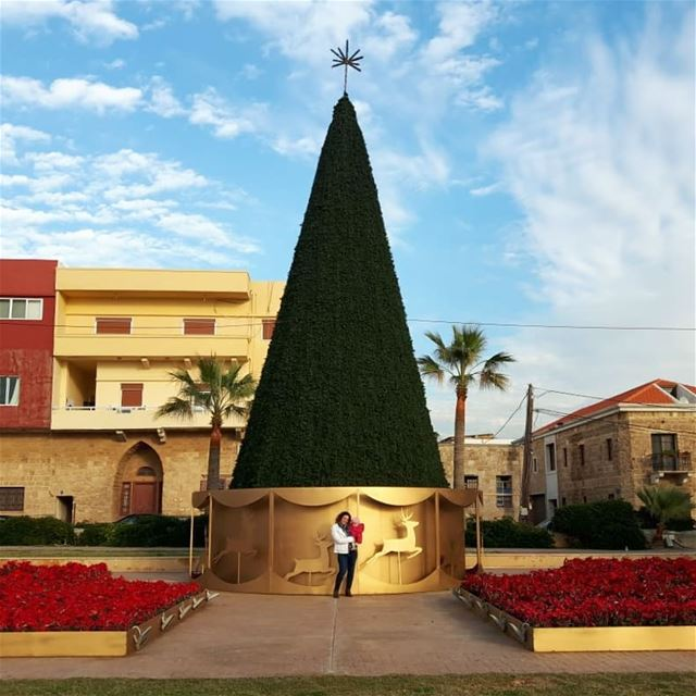 Festive season 🎄.. anfeh livelovebeirut livelovelebanon lebanon ... (Anfeh Al-Koura أنفه الكورة)