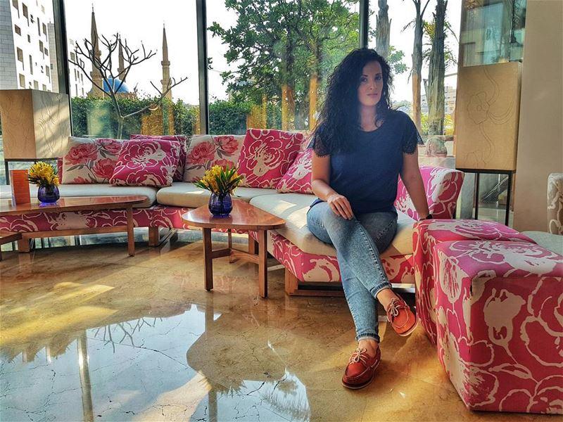 Я живу на Ближнем Востоке, который многим кажется загадочным и удивительным (Le Gray, Beirut)