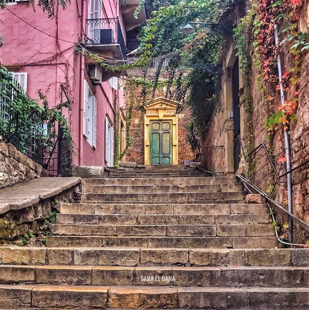 Old places have soul ➰ (Beirut, Lebanon)