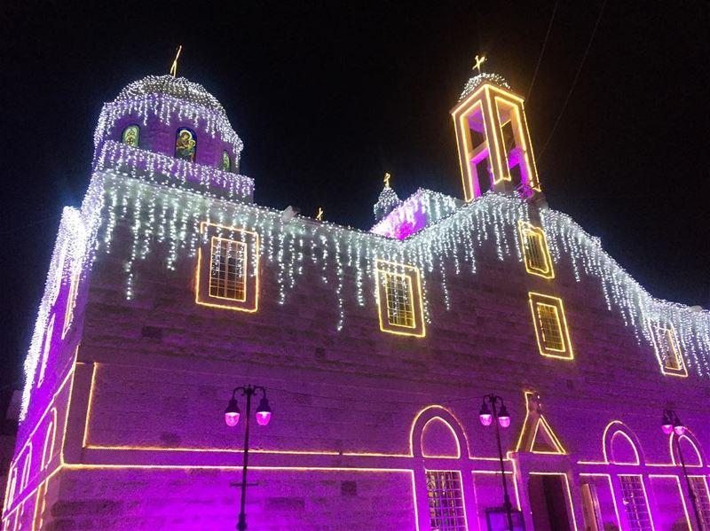 a7labaladbil3alam 🇱🇧 christmas christmasspirit festive ... (Maghdoûché, Liban-Sud, Lebanon)