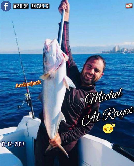 @michelrayess & @fishinglebanon - @instagramfishing @jiggingworld @whatsupl (Beirut, Lebanon)