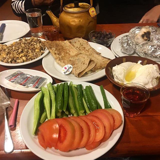 The best 😍😍😍 faraya ... 580flavors lebanesefood livelovefood ... (Jalset al erzal)