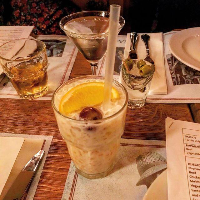 Happy Monday 🍸..... zomatolb lebanon food beirut foodporn ...