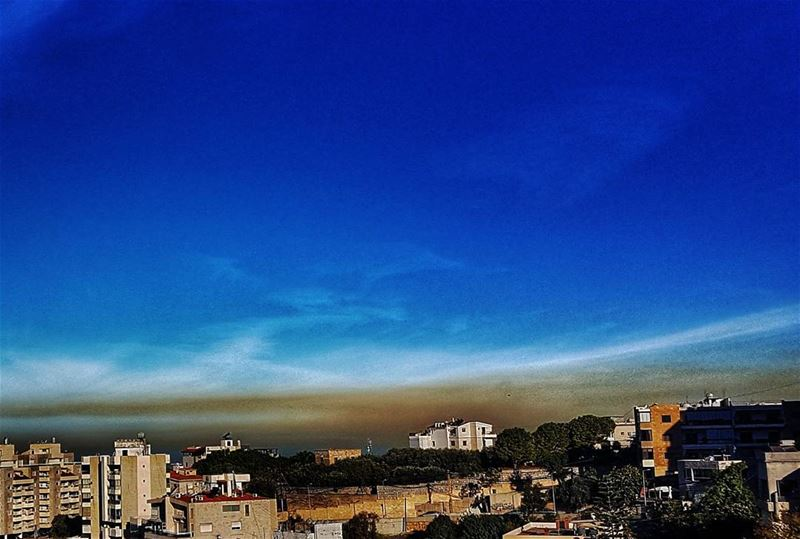 Hayda shou ???? pollution greenhouse toxic beirut lebanon lebanese...