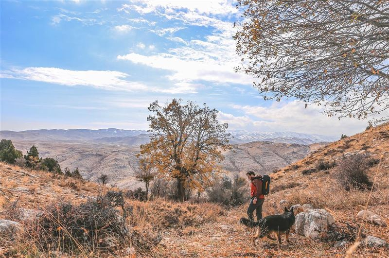 Ramble on... (Akoura, Mont-Liban, Lebanon)