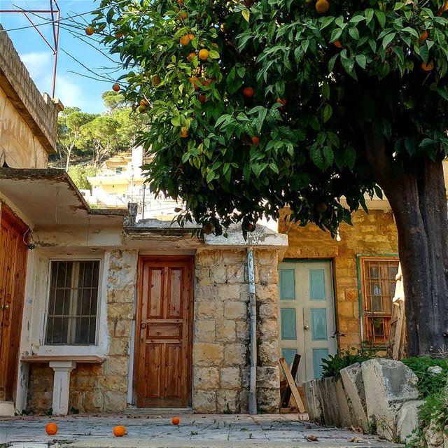 Many traditional homes had a sink outside (like this one). lebanesehomes ... (Dayr Al Qamar, Mont-Liban, Lebanon)