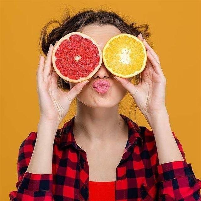 Repost @fruitfactoryleb・・・ Orange or Grapefruit Juice ??? ... (Fruit Factory)