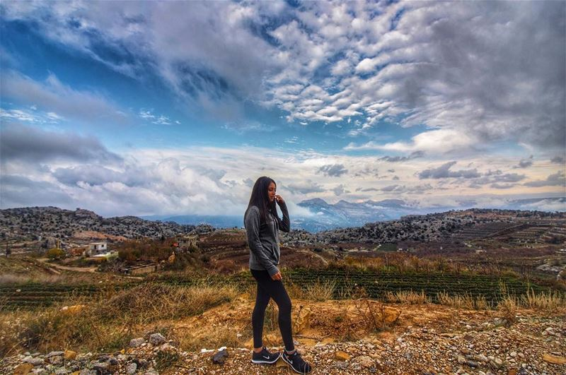Calling on blue skies 🌎..... livelovelebanon liveloveafqa lebanon... (Lebanon)