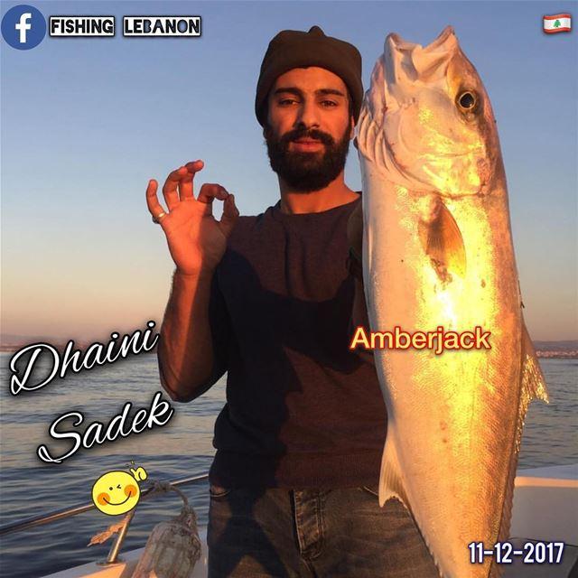 @dhaini_sa & @fishinglebanon - @instagramfishing @jiggingworld @whatsupleba (Beirut, Lebanon)