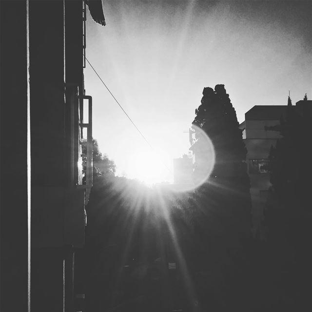 Enjoy Every Morning ☀️. sun sunshine morning goodmorning ... (Beirut, Lebanon)